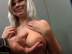 Mall cuties - young sexy girl