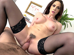 Chanel Preston loves it when her pussy is fucked hard