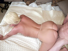 Athena Palomino gets pussy penetrated from behind