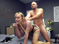 Maxim Law gets fucked by Jmac from behind