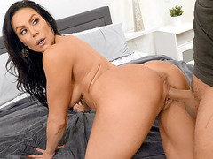 Kendra Lust gets pussy drilled from behind