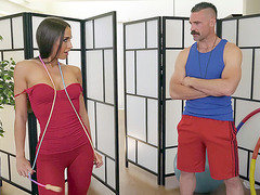 Horny Charles Dera is going to fuck Desiree Dulce